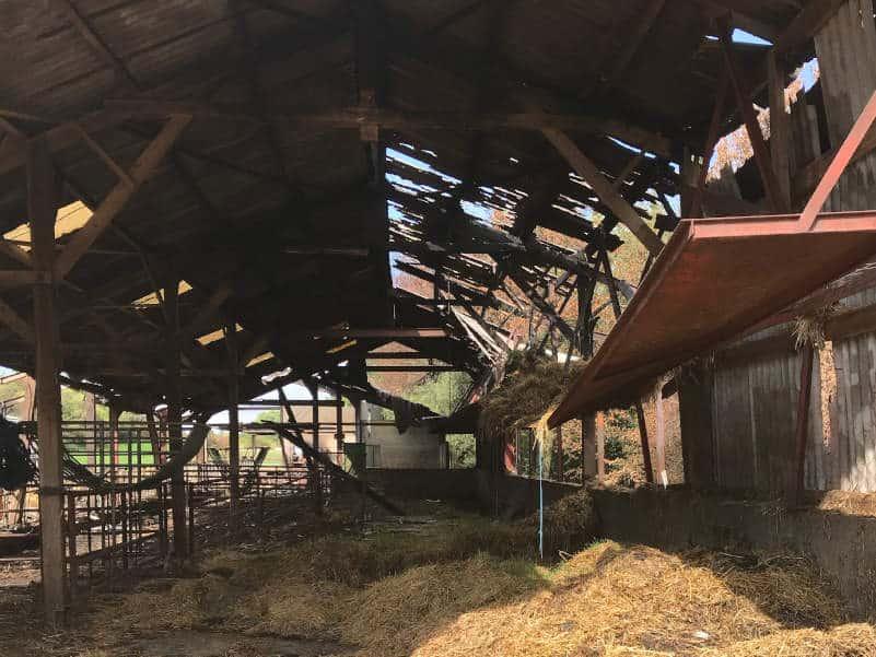 Expertise brand loods stormschade