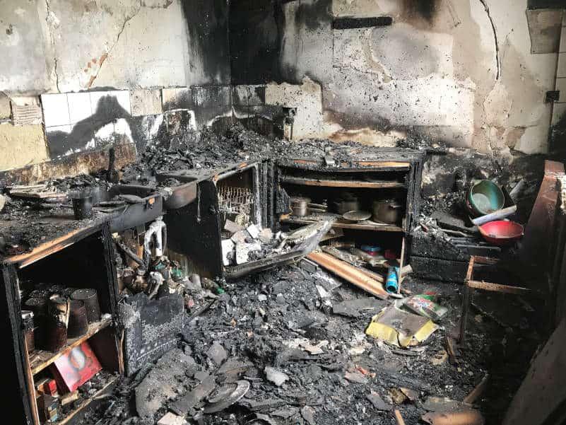 Expertise Dommages au feu Wermenbol