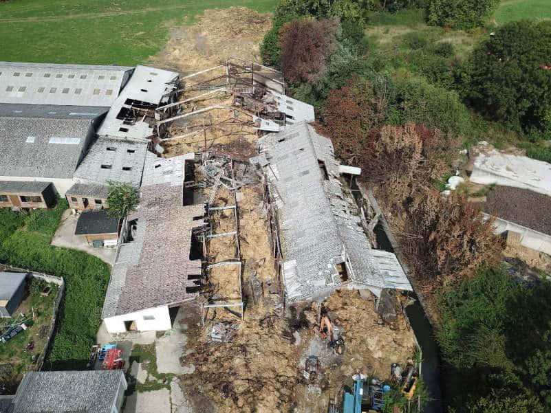 Expertise expert storm damage Flanders